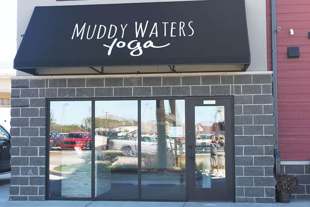 Retail - Muddy Waters Yoga